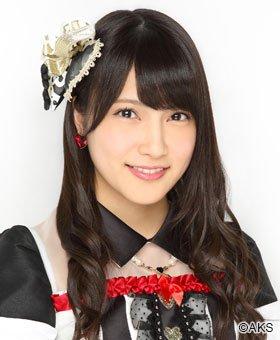 2015年AKB48プロフィール_入山杏奈