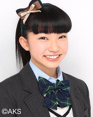 2015年AKB48プロフィール_横道侑里