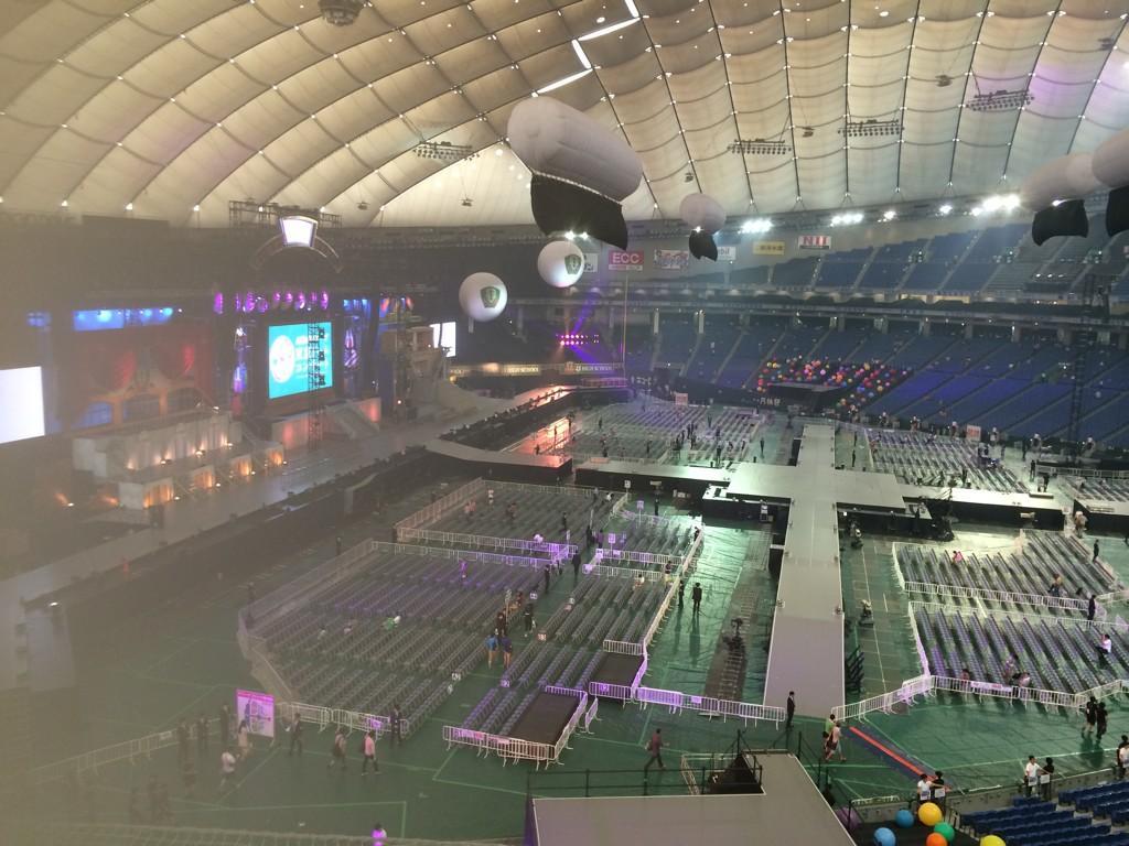 AKB48グループ東京ドームコンサート  2日目 …
