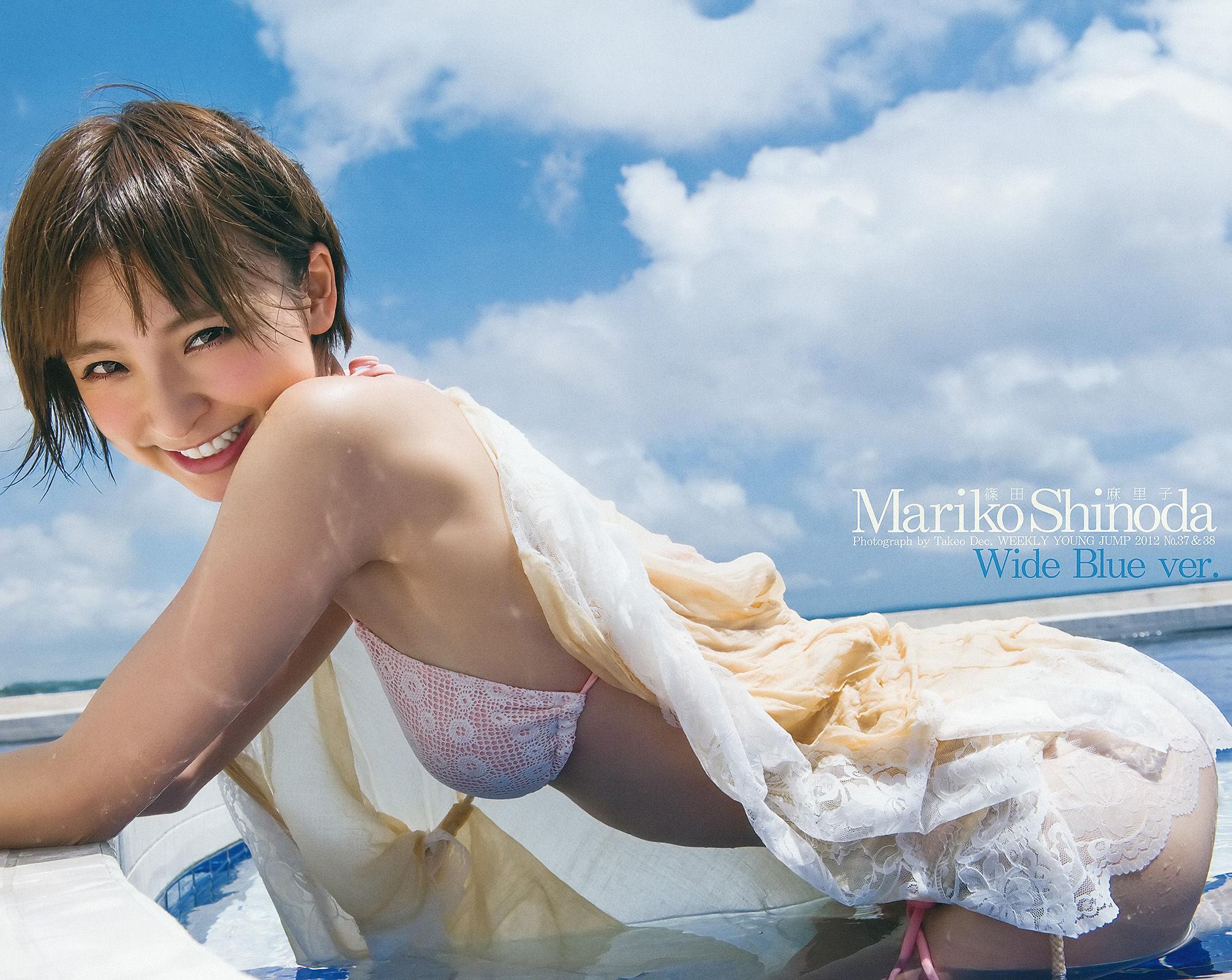 【画像】篠田麻里子のクビレがヤバイwwwww