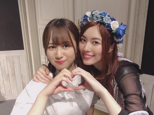 SKE48福士奈央、松井珠理奈生誕祭に「久々の現場!最高!!!」