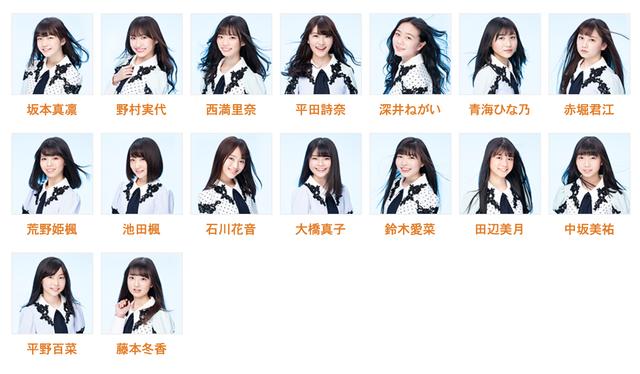 SKE48中坂美祐の生誕祭は6月30日青春ガールズ公演にて開催