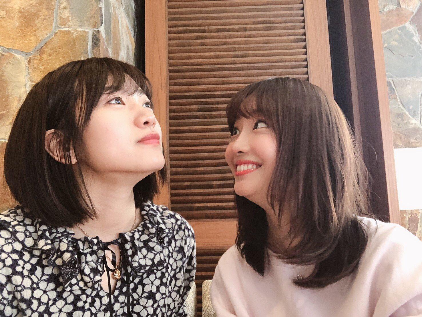 SKE48まとめろぐっ! : 【不仲】柴田阿弥「こあみとランチしました ...