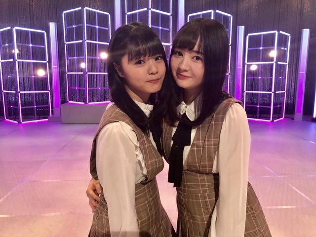【えごなる】SKE48市野成美と江籠裕奈がAKB48SHOWの収録!4月8日放送!