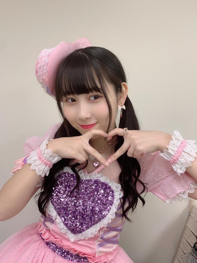 井上瑠夏ちゃん「愛をください」