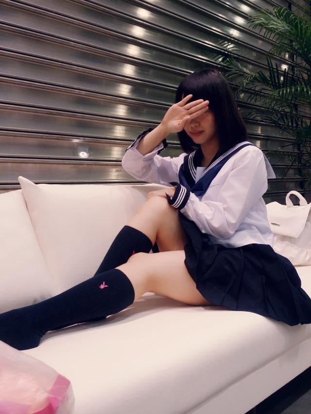 【あれ、この流れ】SKE48松村香織がセーラー服じゃない制服も持ってる・・・