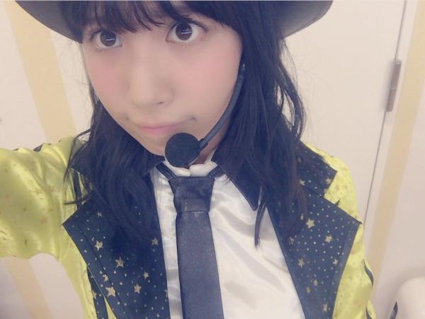 SKE48荒井優希「現実をみて諦めてしまいそうにもなるけど 現実を見すぎるのはほどほどに、、、」