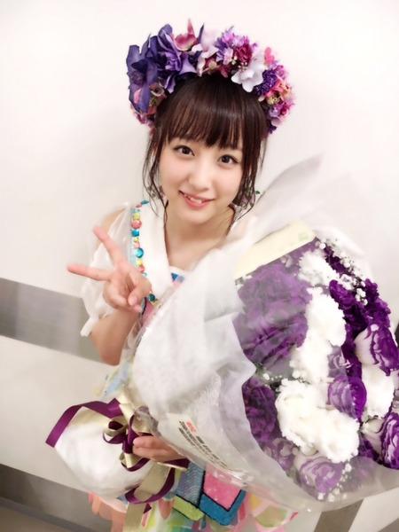 SKE48鎌田菜月が総選挙後に、卒業を考えたというお話