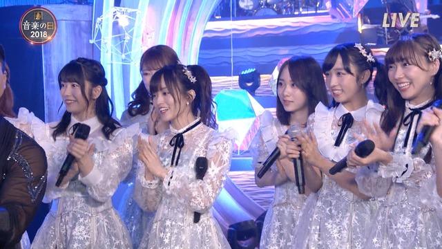 【音楽の日2018】AKB48「フライングゲット」714キャプまとめ!