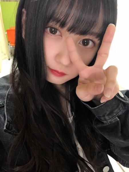SKE48赤堀君江「今日はお仕事がありました! 今日は勉強になることが沢山ありました」