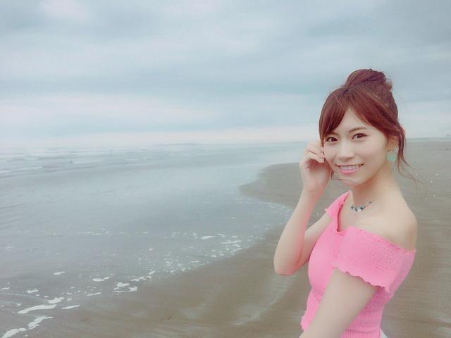 SKE48後藤理沙子「私も名古屋で幅広いお仕事ができるモデルさんになるために頑張ります」