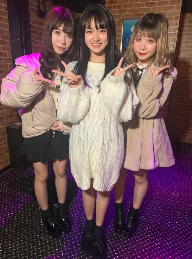 SKE48 10期生の青木莉樺がサンテレビ「バキバキビート」の収録に参加した模様!