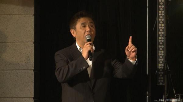 SKE48今村支配人、新潟への移籍をファンに報告