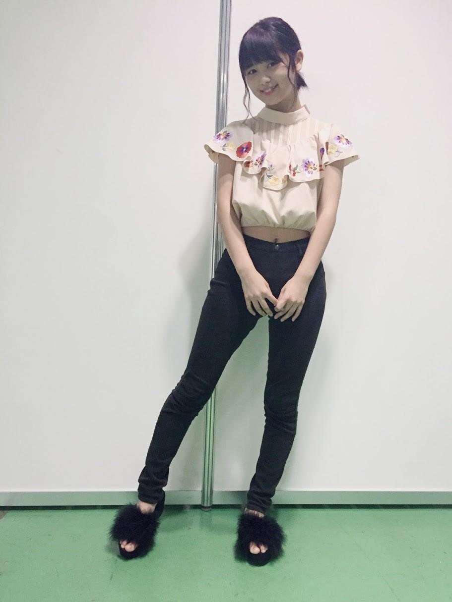 NAVER まとめ【SKE48】北野瑠華 画像まとめ【るかてぃん たぬぷー】