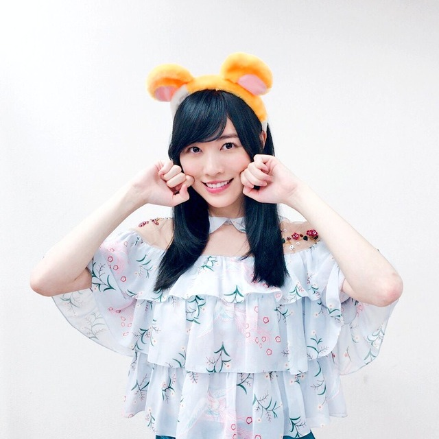【同い年】SKE48松井珠理奈がムック「とっとこハム太郎20周年なのだ!」に登場!写真や手描きイラストも披露!