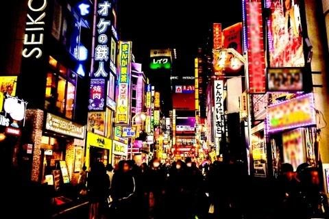 【速報】新宿歌舞伎町でトンデモナイ事件・・・・・