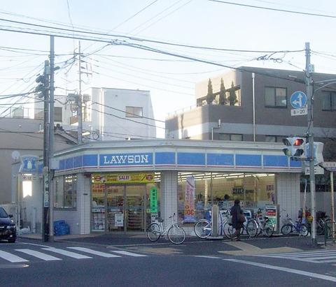 ローソン滝野川六丁目店
