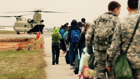 american-family-south-korea-evacuation-drill