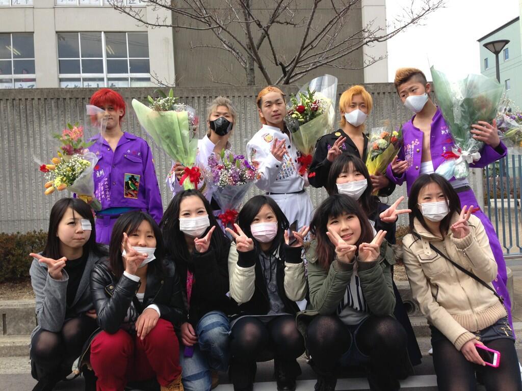 【イレブンスリー】大阪・岸和田の暴走族イベントがガチで ...
