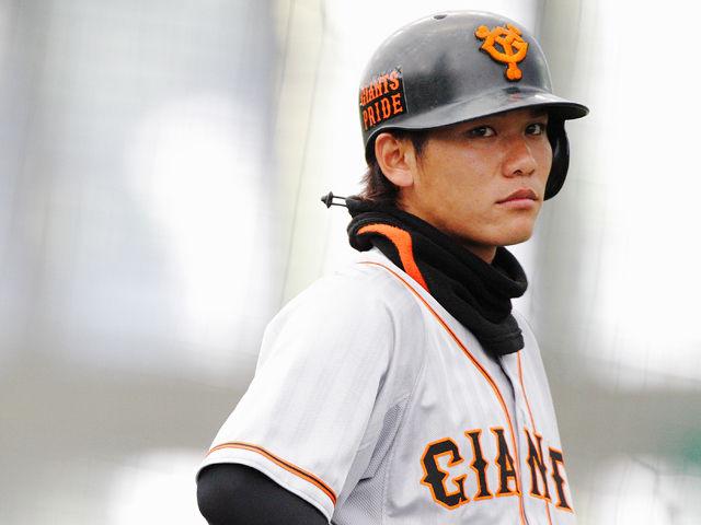 巨人の若きリーダー!坂本勇人のかっこいい高画質な画像