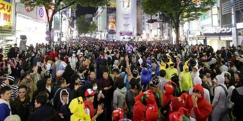 2018-渋谷ハロウィン