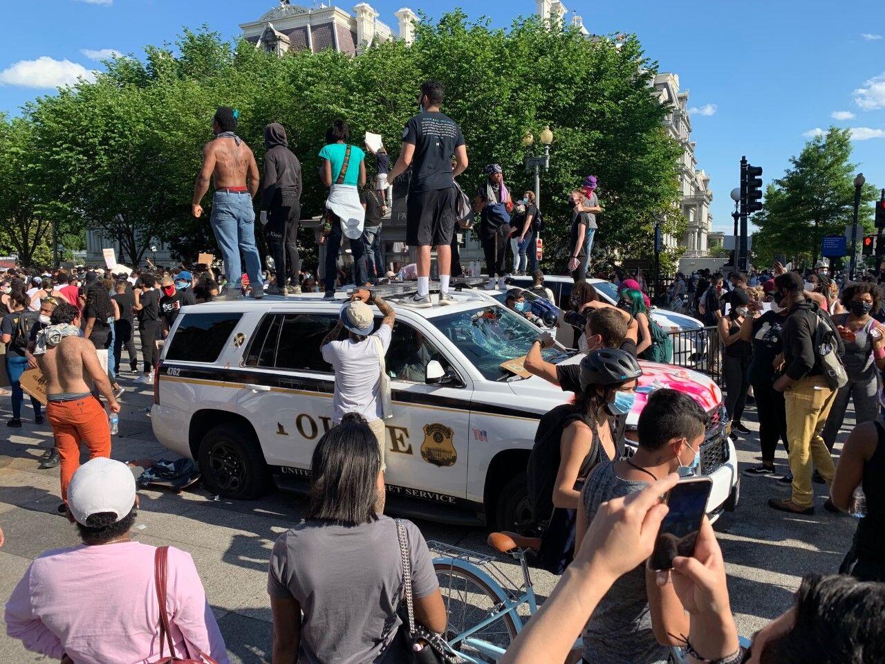 【衝撃】アメリカの暴動、もう止まらない……(※衝撃画像あり)