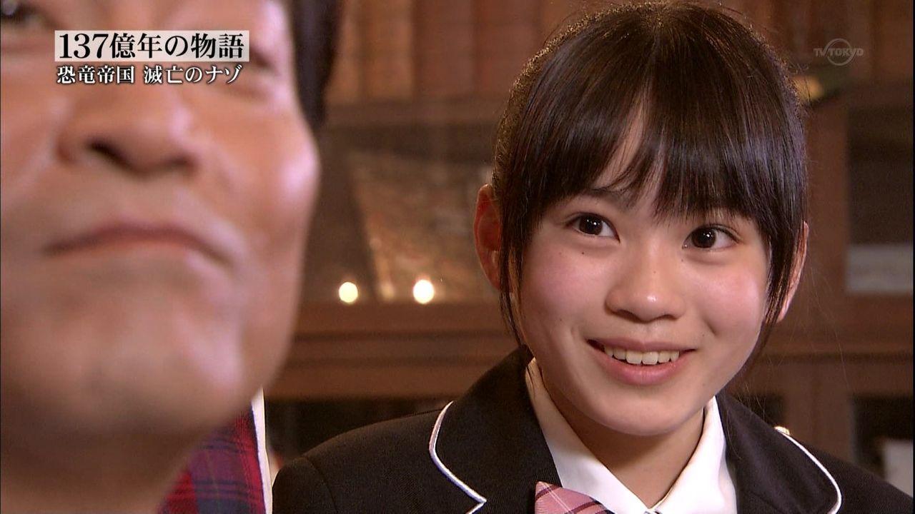 粟生睦未っていう137億年に1人の美少女が可愛過ぎる件www(画像 ...
