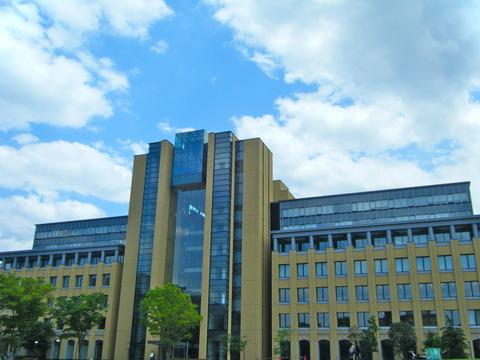 青山学院大学相模原キャンパスB棟