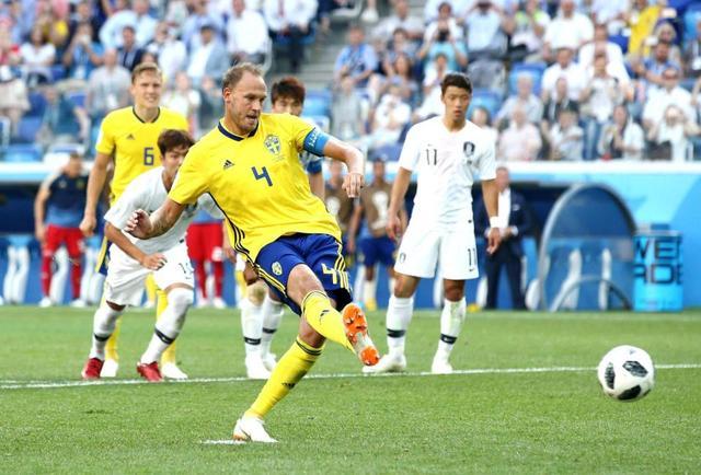 【ロシアW杯】韓国がスウェーデンに負けた結果wwwwww