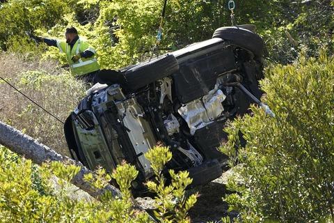 【速報】タイガーウッズさん、事故前に驚きの目撃情報…ヤバ過ぎ…