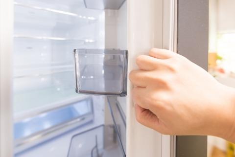 【悲報】俺の冷蔵庫、冷凍室の様子がおかしいんだが…ご覧ください…