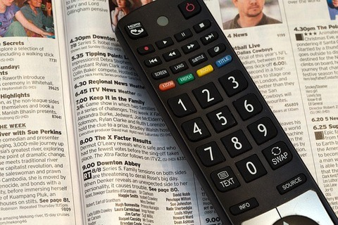 television-remote-control