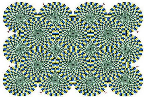 疲れている人だけが目で見える「黒い点」が凄い! 健康的な人には見えないwww(画像・動画あり)