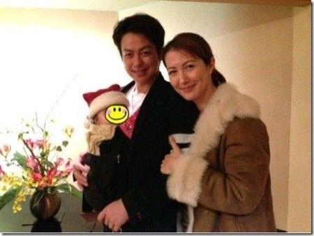 山本モナ夫妻