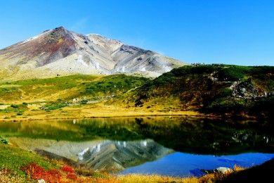 北海道・旭岳の「沼の平」-390x260