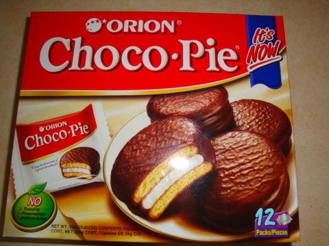 【エンタメ画像】韓国「チョコパイ」製菓大手オリオンの主力商品が今すごいことになってるwww(画像あり)2ch「日本のエンゼルパイのパクリのやつか?」