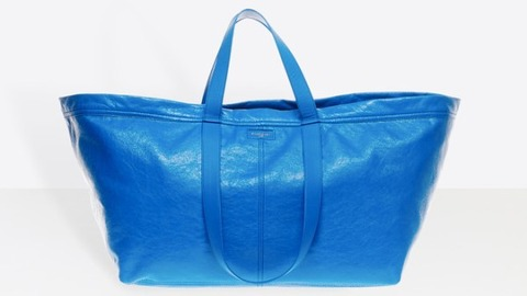 「IKEAの100円バッグ」と「フランスの23万円バッグ」を比較した結果wwwww(画像あり)