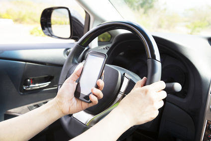smartphone-driving