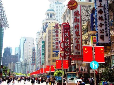 Nanjing-Road-Pedestrian-Street
