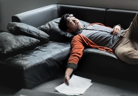 仕事に疲れた