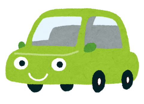 car_yellowgreen