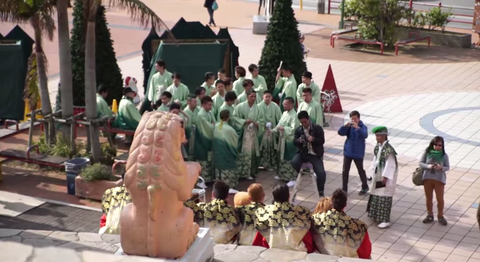 【成人式2015】沖縄の新成人が今年も荒れてる件wwwww(動画・画像あり)