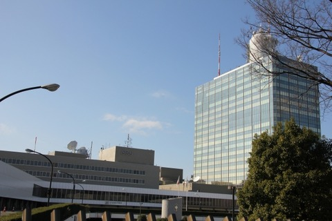 【悲報】NHK、やらかすwwwwwwww