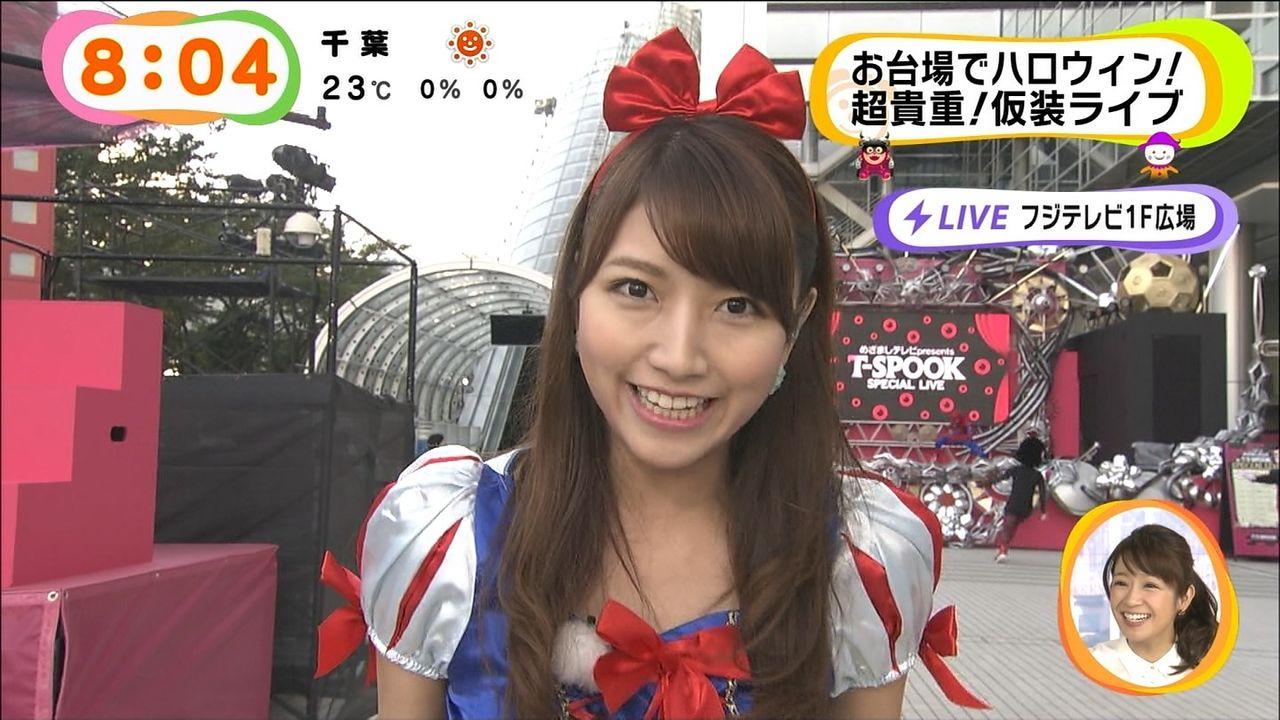 NAVER まとめ【女子アナ】ミタパンこと三田友梨佳の可愛すぎる写真・画像まとめ!