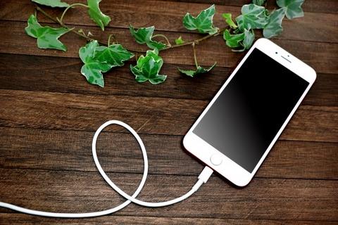 【緊急】ワイのiPhone、謎の表示が出てぶっ壊れる…誰か助けてくれ…(※衝撃画像)