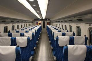 shinkansen-seki