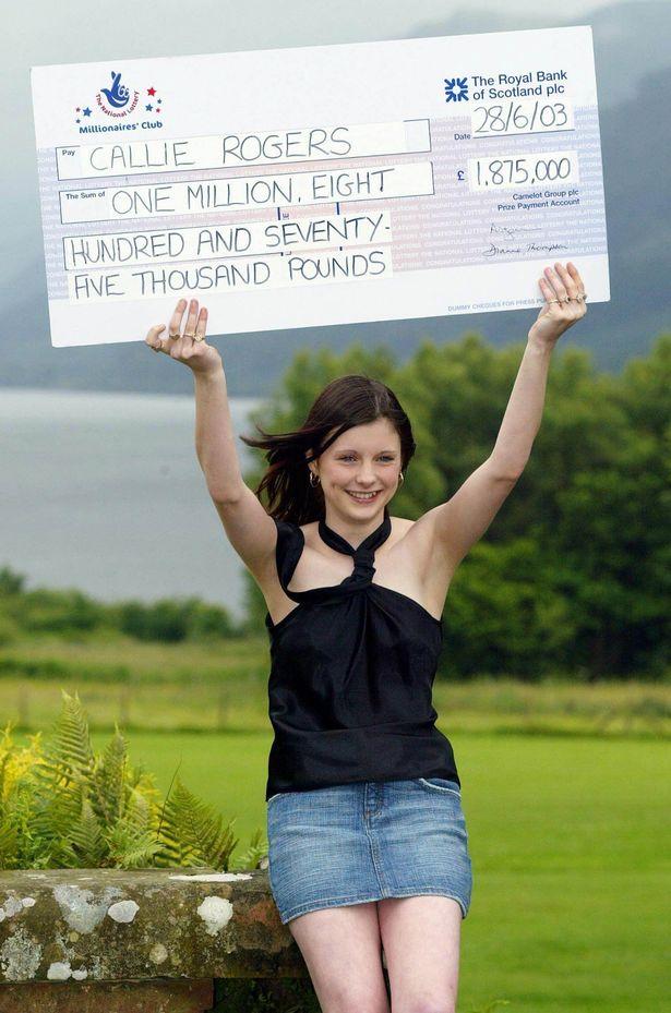 【驚愕】16歳で宝くじに高額当選した女性の末路wwwwwww(画像あり)