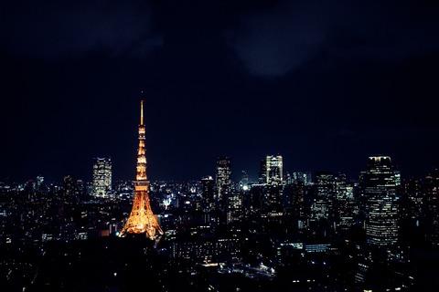 【台風19号】東京都さん、最強の都市だった…ご覧ください…