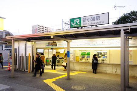 【自殺の名所】新小岩駅で昨夜人身事故→ 18時間後・・・
