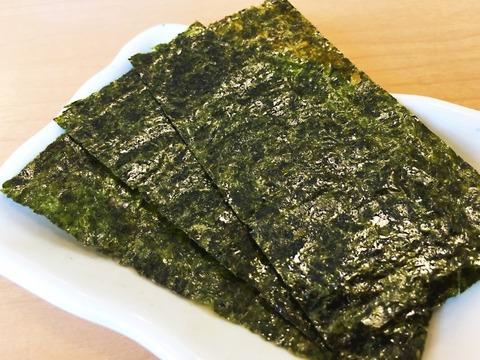 【狂気】ワイ海苔大好き民、お弁当用に海苔50枚買った結果wwwww